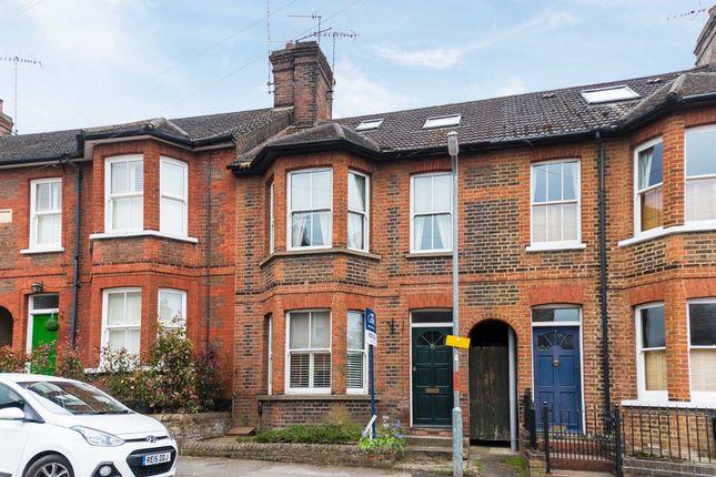 Thumbnail Terraced house for sale in Charles Street, Berkhamsted