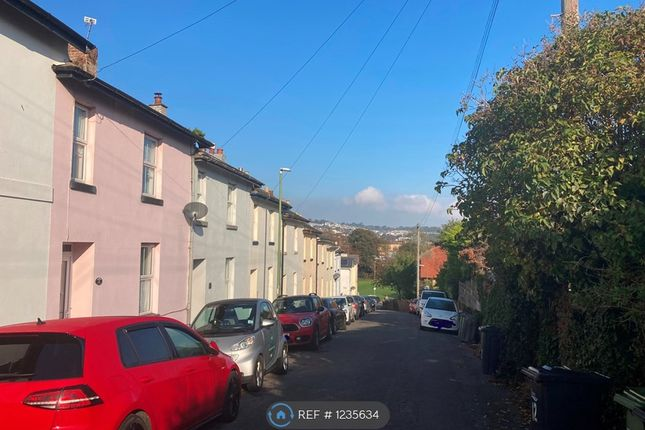 2 bed terraced house to rent in Hill Park Terrace, Paignton TQ4