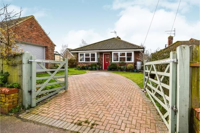 Thumbnail Bungalow for sale in Whitsands Road, Swaffham