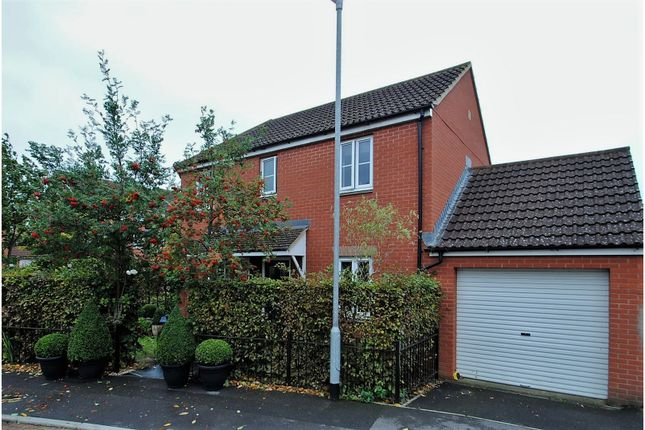 Thumbnail Semi-detached house for sale in Carpathian Way, Bridgwater