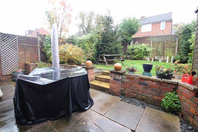 Garden of Whitethorn Road, Wordsley, Stourbridge DY8