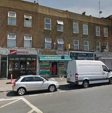 Thumbnail Flat to rent in Lewisham Road, Lewisham