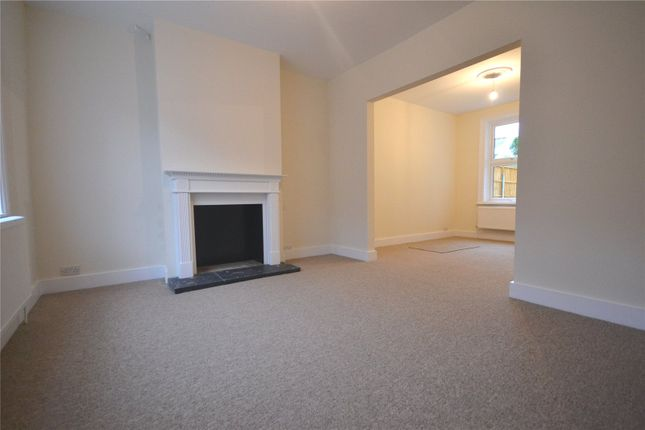 Thumbnail End terrace house to rent in Clements Road, London