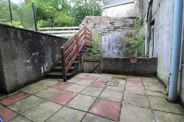 Garden of Castle, New Cumnock KA18