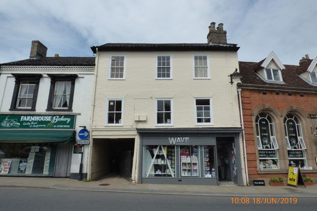 1 bed flat to rent in Market Place, Bungay NR35