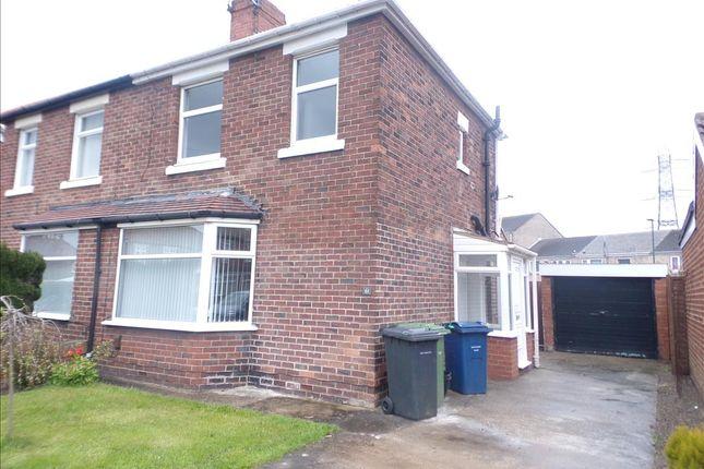 Thumbnail Semi-detached house to rent in Colman Avenue, South Shields