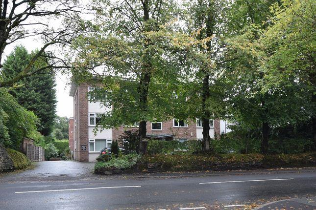 Flat to rent in Brookside Court, Prestbury Road, Macclesfield