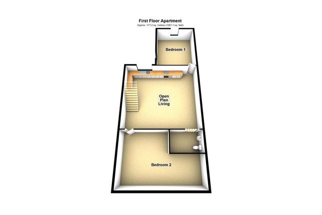 Thumbnail Flat to rent in Lower Bents Lane, Bredbury, Stockport
