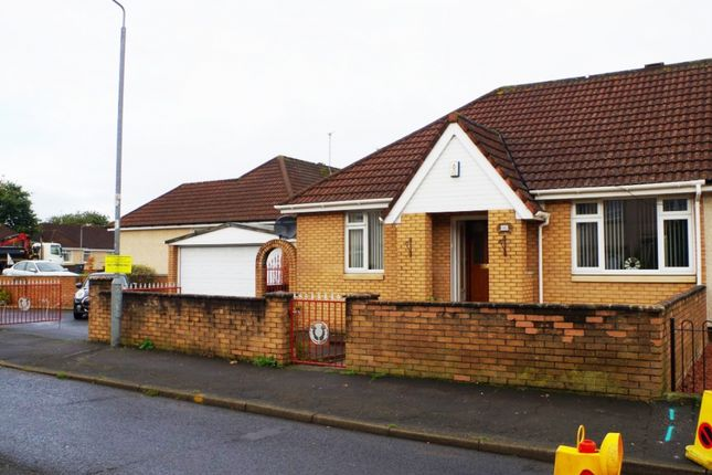 Thumbnail Semi-detached bungalow for sale in 2 The Glebe, Dreghorn, Irvine