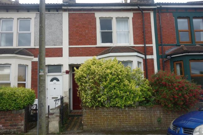 Thumbnail Terraced house for sale in Graham Road, Easton, Bristol
