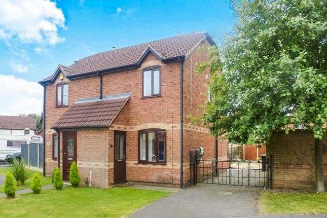 Thumbnail Semi-detached house to rent in Roewood Close, Kirkby-In-Ashfield