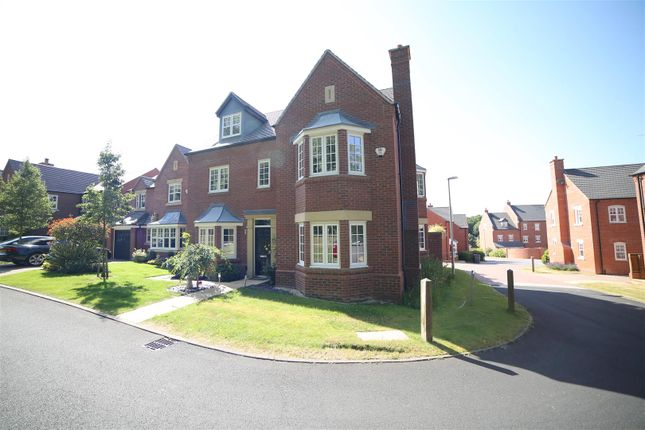 Thumbnail Detached house for sale in Jarrett Walk, Muxton, Telford
