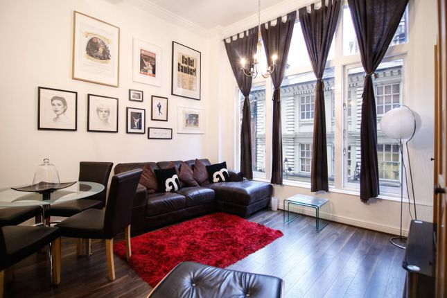 Thumbnail Flat to rent in Essex House, Temple Street