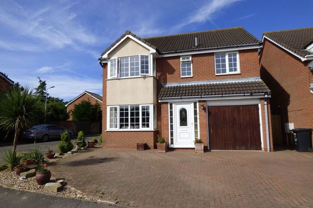 Thumbnail Detached house for sale in Gondree, Carlton Colville, Lowestoft
