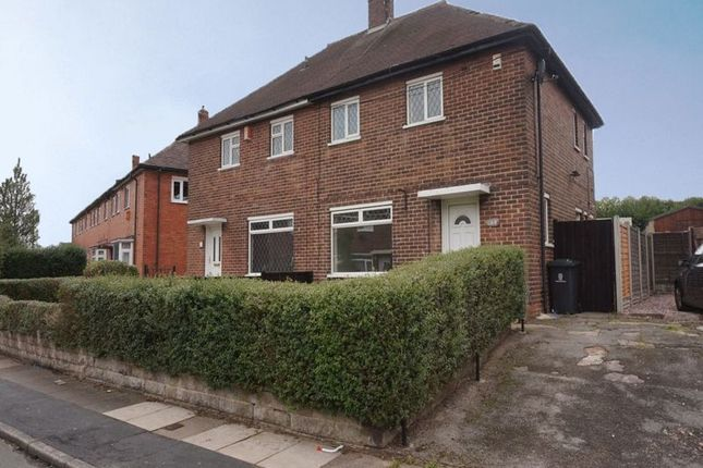 Thumbnail Semi-detached house to rent in Macdonald Crescent, Meir, Stoke-On-Trent