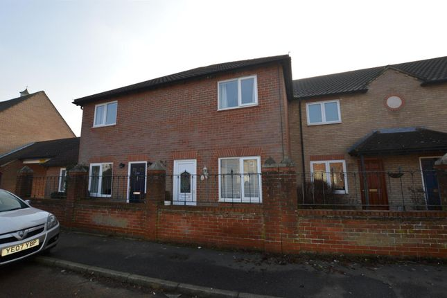 Thumbnail Terraced house to rent in Dale Close, Stanway, Colchester