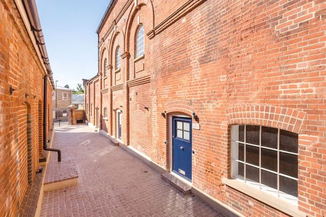 Thumbnail Terraced house for sale in Mews House 3 - The Brewery, Hartham Lane, Hertford