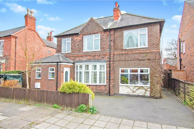 Thumbnail Detached house for sale in Denison Street, Beeston