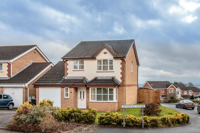 Thumbnail Detached house for sale in Minerva Walk, Lydney