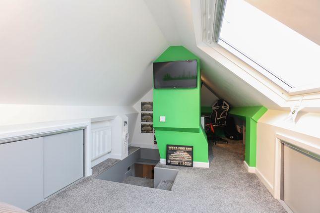 Loft Space of Ballifield Rise, Sheffield S13