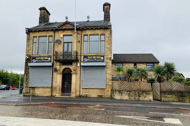 Restaurant/cafe to let in Town Street, Stanningley, Leeds