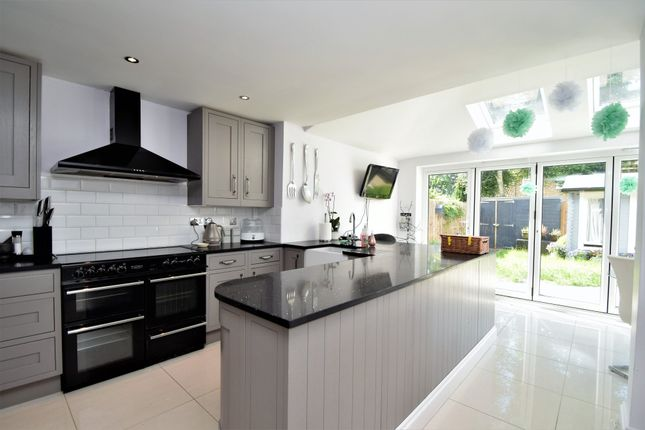 Thumbnail End terrace house for sale in Rother Close, Sandhurst