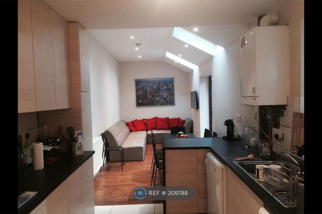 Thumbnail End terrace house to rent in Midland Ave, Nottingham