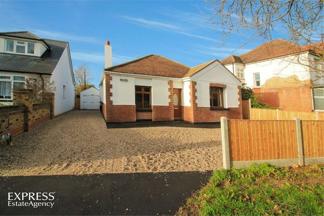 Thumbnail Detached bungalow for sale in High Road, Langdon Hills, Basildon, Essex