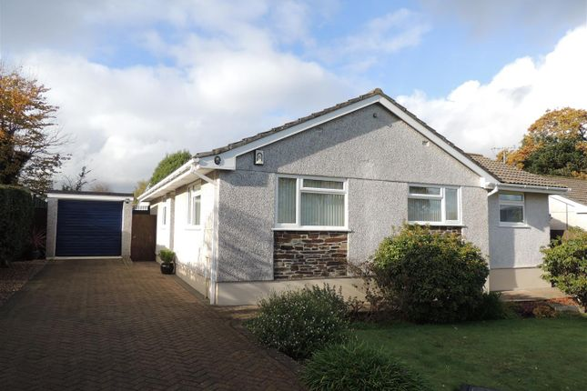 Thumbnail Bungalow for sale in Cormorant Drive, St Austell, St. Austell