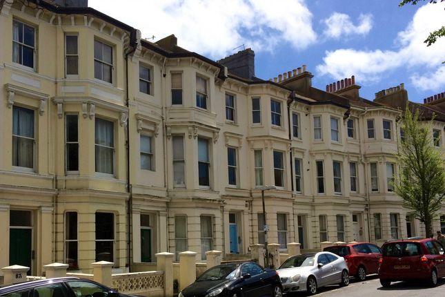 Thumbnail Flat for sale in Buckingham Road, Brighton