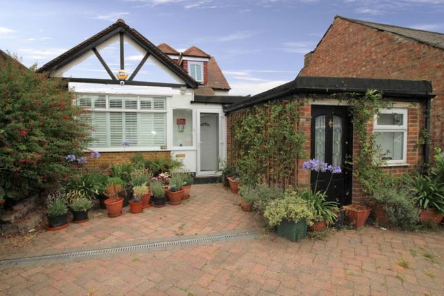 Thumbnail Detached bungalow for sale in Sinclair Road, Chingford