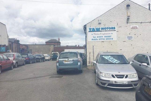 Thumbnail Parking/garage for sale in Horsefair, Pontefract