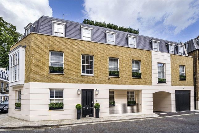 6 bed semi-detached house for sale in Wilton Mews, Belgravia, London SW1X