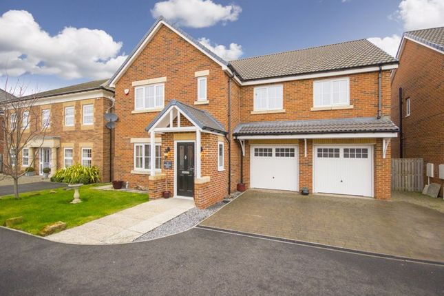 Thumbnail Detached house for sale in Binchester Court, Ingleby Barwick, Stockton-On-Tees