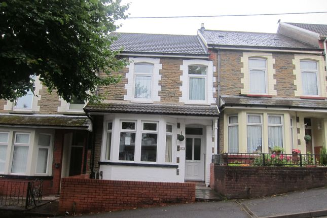 Thumbnail Property to rent in Bertha Street (19), Treforest, Pontypridd