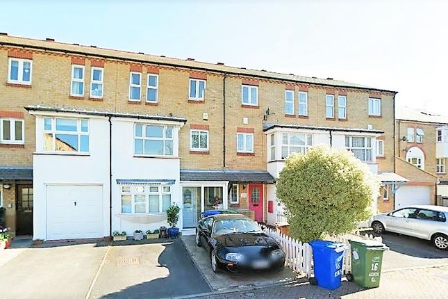 Thumbnail Terraced house to rent in Keats Close, Bermondsey