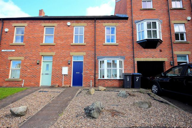 Thumbnail Terraced house for sale in Ashwood, Leazes Lane, Durham