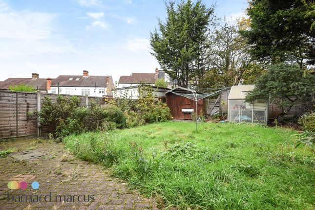 Thumbnail Property to rent in Selworthy Road, London