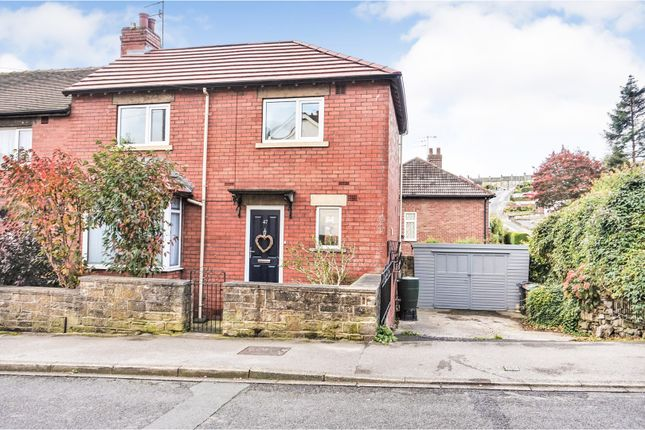 Thumbnail End terrace house for sale in Priesthorpe Road, Farsley