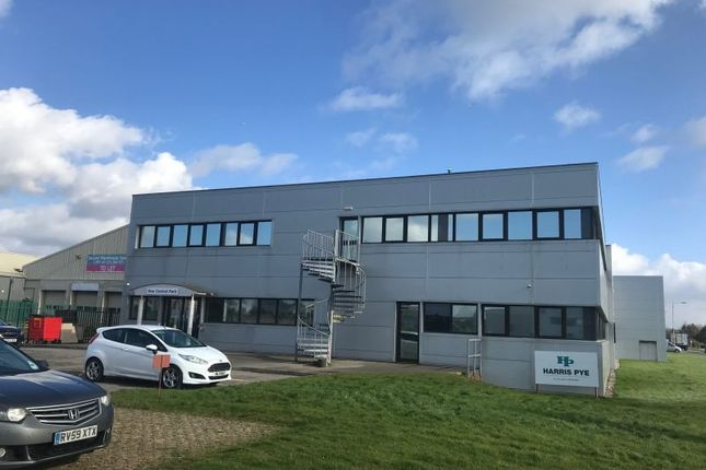 Office to let in First Floor, Unit 1100 Central Park, Bridgend Industrial Estate, Bridgend