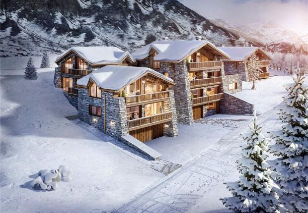 Thumbnail Parking/garage for sale in Chalet L'etoile, Val d'Isere, France
