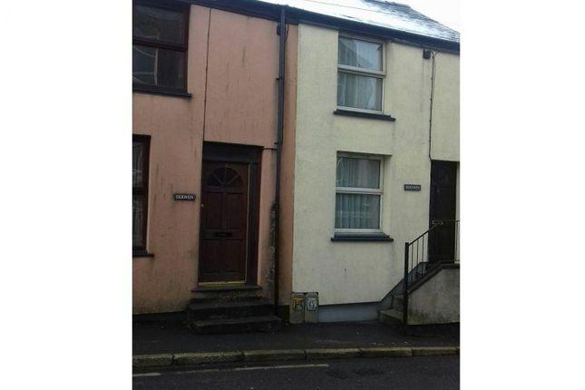 Thumbnail Terraced house for sale in High Street, Deiniolen, Caernarfon
