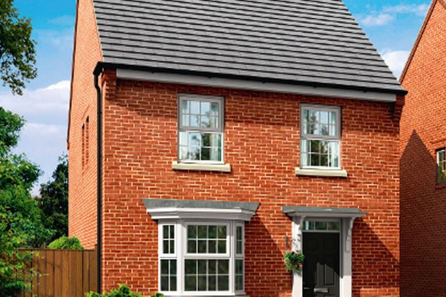 "Thumbnail Detached house for sale in ""Irving"" at Wonastow Road, Monmouth"