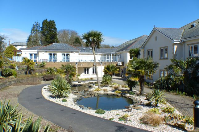 Thumbnail Flat for sale in 11 Roseland Court, Roseland Parc, Truro, Cornwall