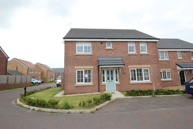 Detached house for sale in Swanston Grove, Blyth