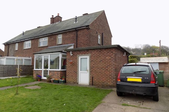 Thumbnail Semi-detached house for sale in Berrymoor Road, Brampton, Cumbria