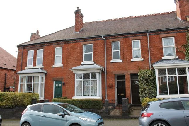 Thumbnail Terraced house to rent in Morleys Hill, Horninglow, Burton-On-Trent
