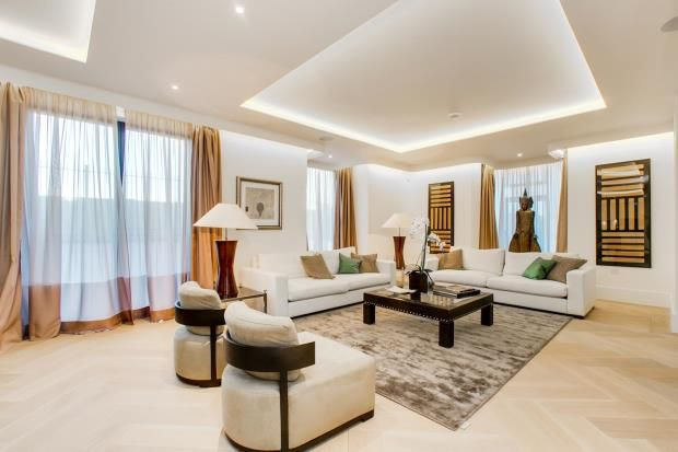 3 bed flat for sale in St Edmund's Terrace, Primrose Hill, London