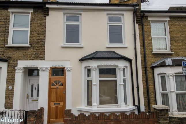 Thumbnail Terraced house for sale in Gough Road, London