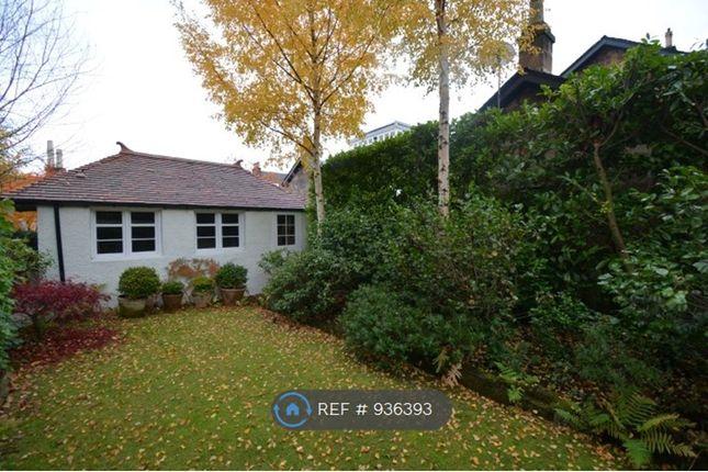 Private Garden of Winton Drive, Kelvinside, Glasgow G12